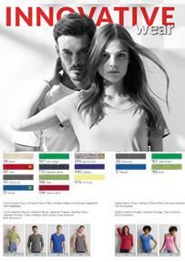 Catalogo Innovative Wear