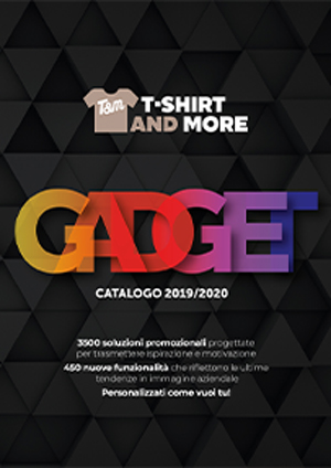 catalogo gadget T-shirt and More