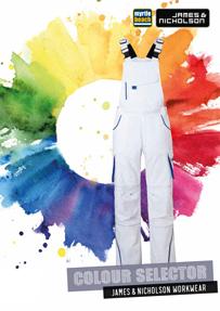 abbinamento colori abbigliamento da lavoro
